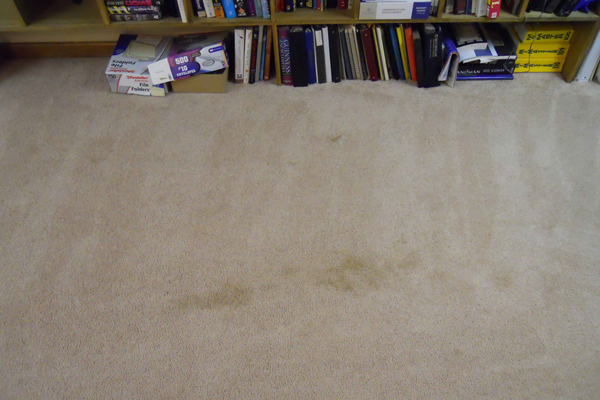 Before Carpet Crystal Clear